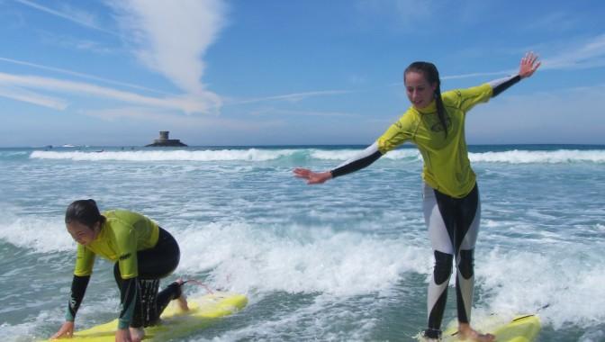 Vacances d'été, Cours d'Anglais et Sport d'Aventure :-)