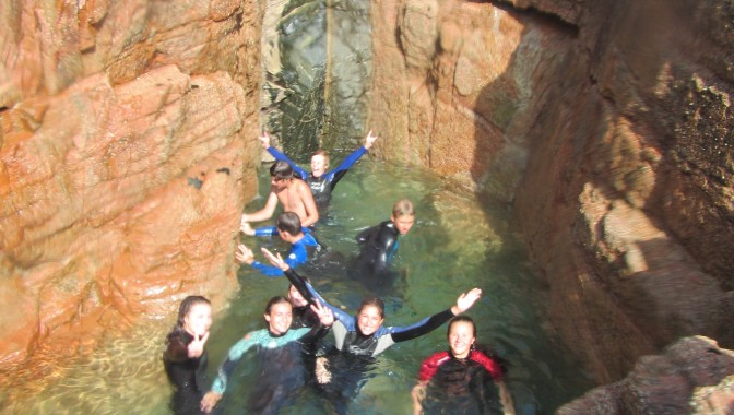 Jersey Language Adventure…Best English and Adventure School ;-)
