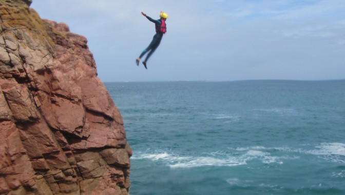 """JLA, English and Adventure School … """"And then I realised, through adventure is the best way to learn"""""""